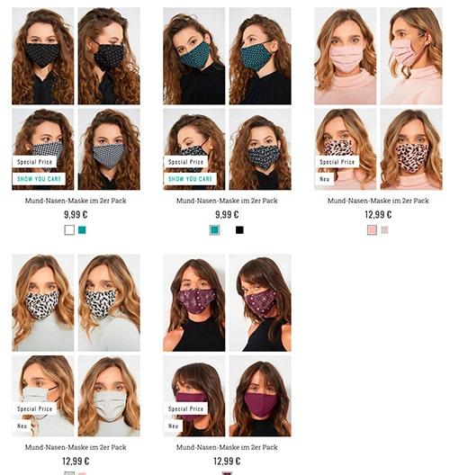 orsay masken