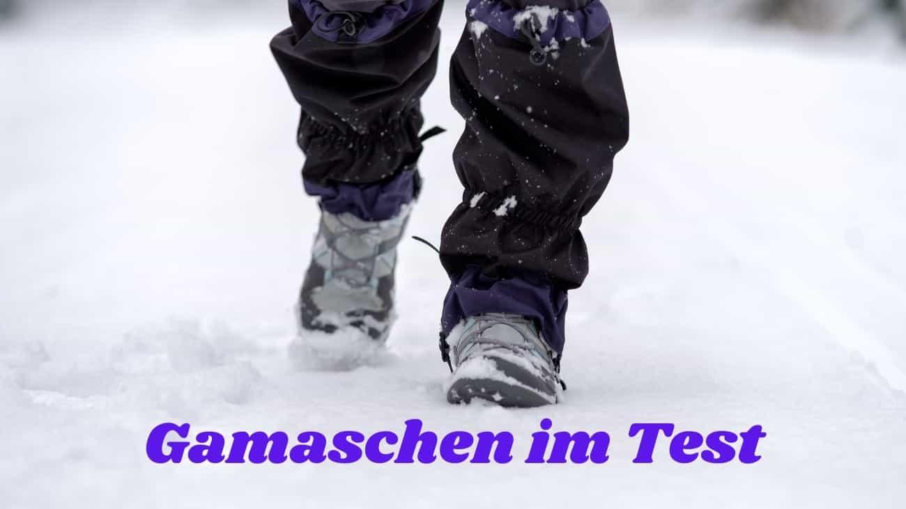gamaschen-test